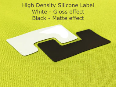 High Density Silicone Label