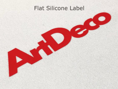Flat Silicone Label